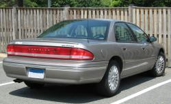 1996 Chrysler Concorde #7