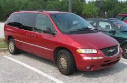 1996 Chrysler Town and Country #8
