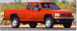 1996 Dodge Dakota #12