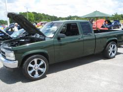 1996 Dodge Dakota #9