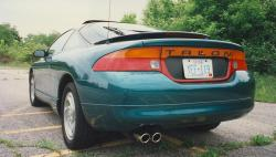 1996 Eagle Talon #5