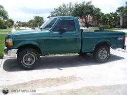1996 Ford F-150 #7
