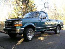 1996 Ford F-150 #10