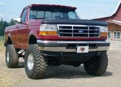 1996 Ford F-150 #3