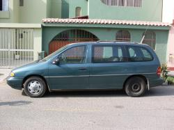 1996 Ford Windstar #7