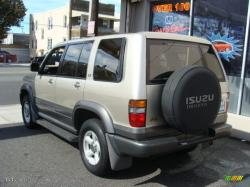 1996 Isuzu Trooper #7