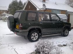 1996 Isuzu Trooper #9