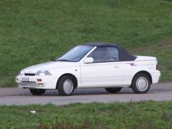 1996 Suzuki Swift #12