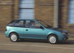 1996 Suzuki Swift #11