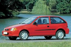 1996 Suzuki Swift #6