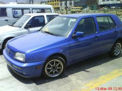 1996 Volkswagen Golf #16