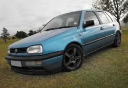 1996 Volkswagen Golf #10
