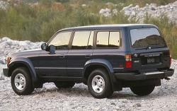 1997 Toyota Land Cruiser #3