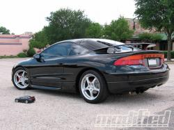 1997 Eagle Talon #8