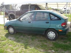 1997 Ford Aspire #11