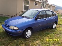 1997 Ford Aspire #3