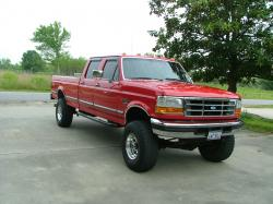 1997 Ford F-350 #3