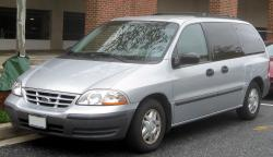 1997 Ford Windstar #9