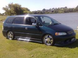 1998 honda civic information and photos zombiedrive. Black Bedroom Furniture Sets. Home Design Ideas