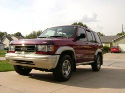 1997 Isuzu Trooper #9