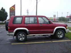 1997 Isuzu Trooper #5