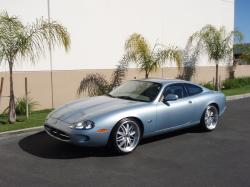 1997 Jaguar XK-Series #8