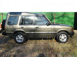 1997 Land Rover Discovery #11