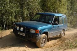 1997 Land Rover Discovery #6