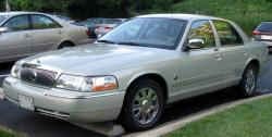 1997 Mercury Grand Marquis #9