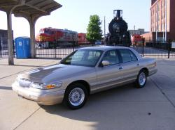 1997 Mercury Grand Marquis #12