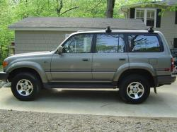 1997 Toyota Land Cruiser #6