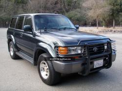 1997 Toyota Land Cruiser #13