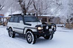 1997 Toyota Land Cruiser #14