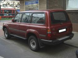 1997 Toyota Land Cruiser #12