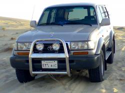 1997 Toyota Land Cruiser #5