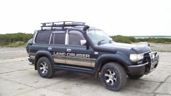 1997 Toyota Land Cruiser #9