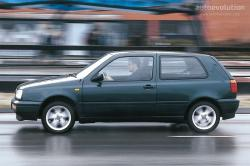 1997 Volkswagen Golf #6