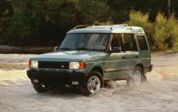 1998 Land Rover Discovery #3