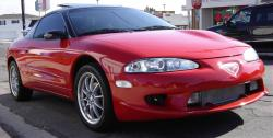 1998 Eagle Talon #8