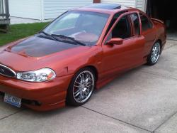 1998 Ford Contour #3