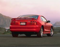 1998 Ford Mustang #4