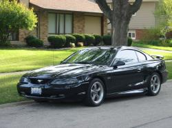 1998 Ford Mustang #9