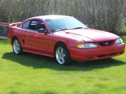 1998 Ford Mustang #7