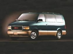1998 GMC Safari Cargo