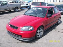 1998 Honda Civic #11