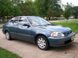 1998 Honda Civic #3