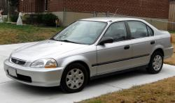 1998 Honda Civic #6