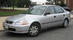 1998 Honda Civic #5