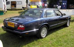 1998 Jaguar XJ-Series