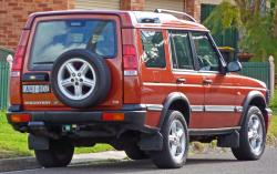 1998 Land Rover Discovery #11
